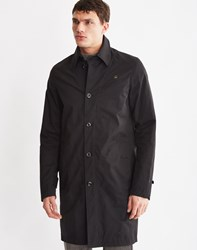 G Star G Star James Trench Premium Micro Stretch Black