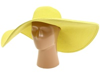 San Diego Hat Company Ubx2535 Ultrabraid Xl Brim Sun Hat Citron Traditional Hats Yellow