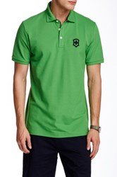 Victorinox Tivolo Classic Fit Polo Green
