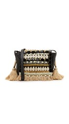 Antik Batik Hay Clutch Black