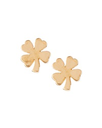 Jules Smith Designs Lucky Clover Stud Earrings Jules Smith