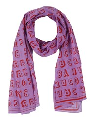 Marc By Marc Jacobs Scarves Lilac