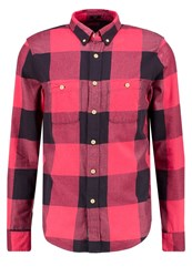 Abercrombie And Fitch Slim Fit Shirt Red