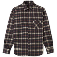 Freemans Sporting Club Casual Shirt Black