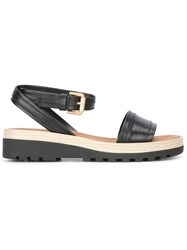 See By Chloe Robin Sandals Black