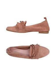 Anna F. Loafers Skin Color