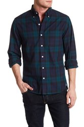 Bonobos Oxford Button Slim Fit Plaid Shirt Multi