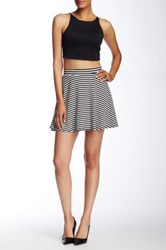 Fire Skater Skirt Multi