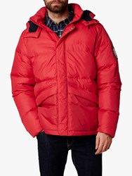 Helly Hansen 1877 Down 'S Insulated Jacket Flag Red