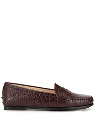 Tod's Driving Loafers 60