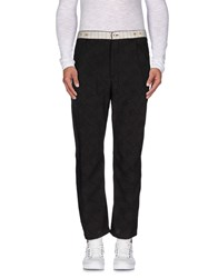 Ann Demeulemeester Trousers Casual Trousers Men Dark Brown