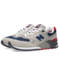 New Balance Ml999ae Grey And Navy