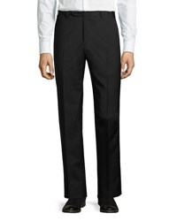 Zanella Parker Wool Pants Black