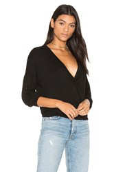 Monrow Crossover Top Black