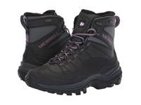 Merrell Thermo Chill 6 Shell Waterproof Black Hiking Boots