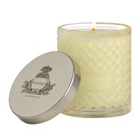 Agraria Woven Crystal Candle 200G Lime And Orange Blossom