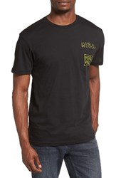 Rvca Men's Chill Pill Pocket Graphic T Shirt