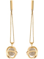 Lara Bohinc 'Planetaria' Earrings Metallic