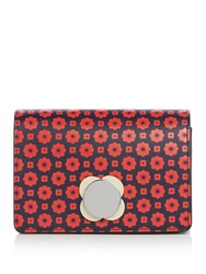 Orla Kiely Flower Foulard Mini Sweet Pea Multi Coloured Multi Coloured