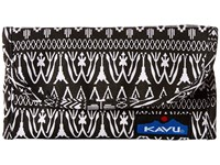 Kavu Big Spender Knitty Gritty 1 Wallet Handbags Black