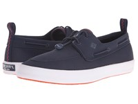 Sperry Flex Boat Navy Men's Lace Up Casual Shoes