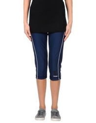 Emporio Armani Ea7 Leggings Dark Blue