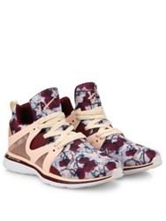 Athletic Propulsion Labs Ascend Floral Running Sneakers Multi