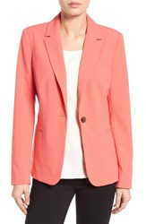 Chaus Women's One Button Blazer