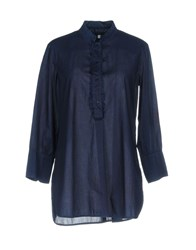 Dosa Shirts Blue