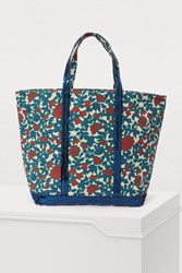 Vanessa Bruno Medium Tote Bag In Cotton
