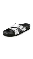 Iro Xavana Footbed Slides