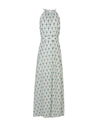 Anonyme Designers Long Dresses White