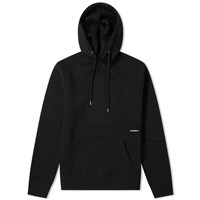 Soulland Logic Small Logo Hoody Black
