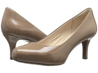 Rockport Seven To 7 Low Pump Rich Taupe Patent High Heels