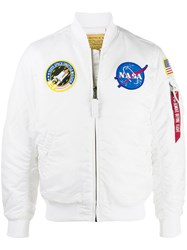 Alpha Industries Nasa Ma 1 Bomber Jacket 60
