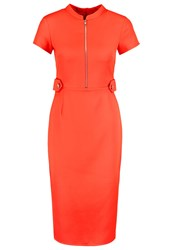 Dorothy Perkins Shift Dress Coral