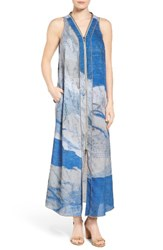 Nic Zoe Women's Moonlight Zipper Maxi Dress