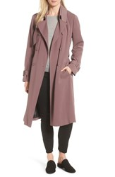 London Fog Heritage Modern Trench Coat Adobe