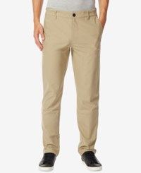32 Degrees Men's Trouser Pants Classic Khaki