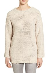 Nic Zoe Women's Amped Up Chenille Sweater Sandshell