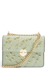 Topshop Betty Ball Crossbody Bag Green