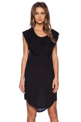 Nicholas K Pima Dress Black