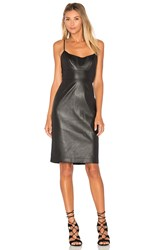 Bcbgmaxazria Alese Dress Black