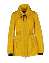 Richmond Denim Coats And Jackets Jackets Women Yellow