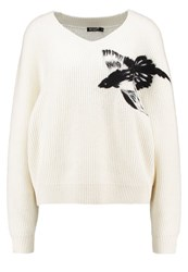 Tiger Of Sweden Malva Jumper Star White Off White