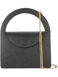 Building Block Lady Tote Black