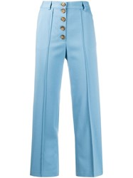 Each X Other Buttoned Straight Leg Trousers 60