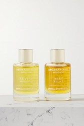 Aromatherapy Associates Perfect Partners Essential Bath And Shower Oils Colorless