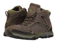 Vasque Inhaler Ii Gtx Black Olive Pesto Men's Boots Brown