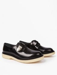 Adieu Black Type 90 Leather Shoes